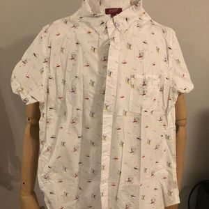 Arizona Jean company short sleeve shirt